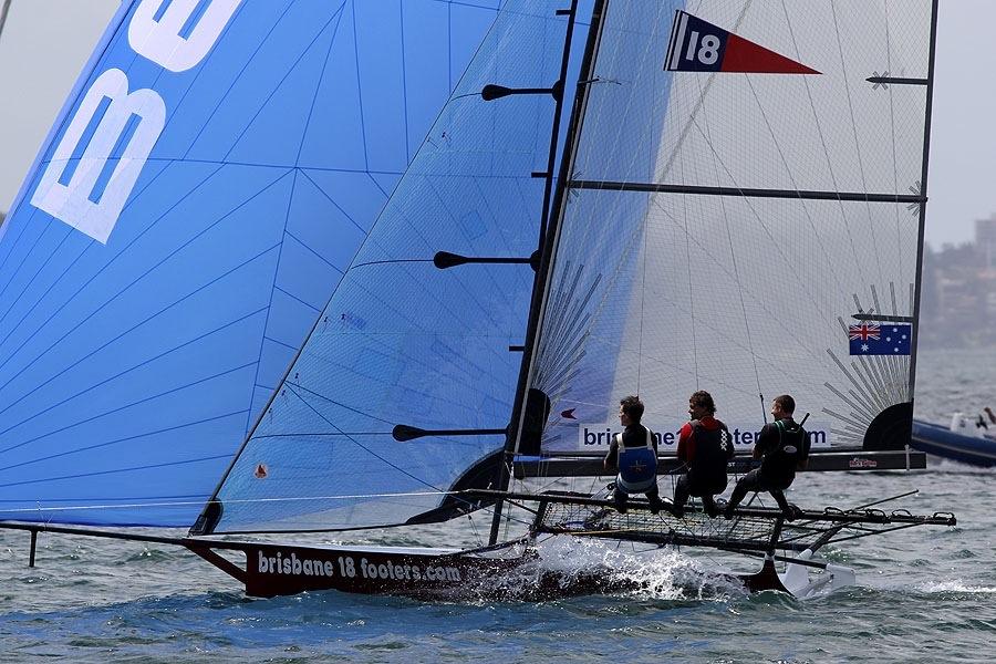 18' Skiffs - Race 5 (1/6)