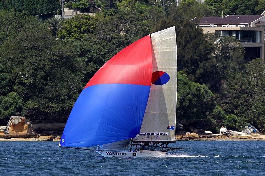 18' Skiffs - Race 5 (3/6)