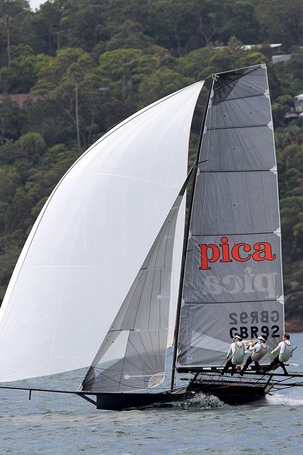 18' Skiffs - Race 5 (5/6)